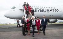Virgin Atlantic Selects Airbus A350 as Its Future Flagship