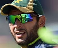Shahid Afridi takes a dig at Ian Chappell