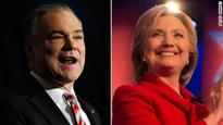 Kaine: Primary not yet harmful to Clinton, but Democrats must be wary of Trump