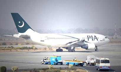 Pak plane turned away by India for want of proper flight plan
