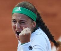 French Open 2017: Jelena Ostapenko sets up semi-final birthday battle against Timea Bacsinszky