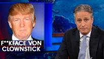 Donald Trump Slams Jon Stewart For Calling Him F**kface Von Clownstick