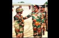 Western Army commander visits 9 Corps