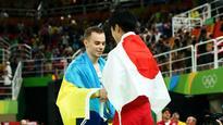 Rio 2016: Uchimura is like Bolt and Phelps - Verniaiev