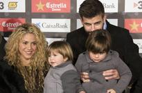 Shakira Takes Her Husband & Children to Colombia for First Time