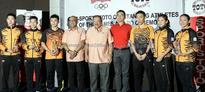 OCM presses button for mission to Tokyo 2020