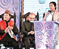 Cabinet will meet in hills, says Mamata