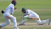 Pakistan declare to set West Indies 456