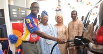 Commissioning Of Oando Franchise Model Station At Ibafo, Ogun State