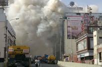 New India to assess Chennai Silks fire loss