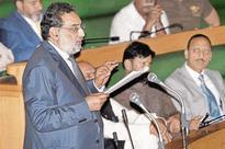 Haseeb Drabu begins clean-up act of J&K finances, highlights past missteps