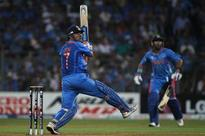 Where is Dhoni the 'finisher'?
