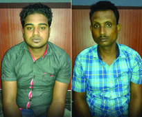 Two ATM robbers arrested in Odisha capital