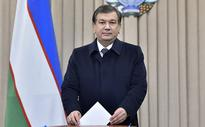 Uzbekistan elects Mirziyoyev as president, garnering almost 90 pct of votes