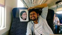 Sushma Swaraj plays cupid, re-unites wife with husband honeymooning alone