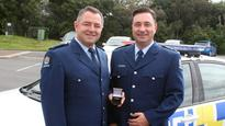 Bravery recognised at Waitemata police awards