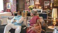 Amitabh Bachchan 'proud' of wife Jaya's achievement