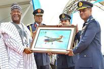 Pakistan supplies four Super Mushshak to NAF