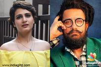 Fatima rubbishes rumours on Aamir Khan's 'Thugs of Hindostan'