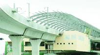 Hyderabad Metro Rail: Skywalk in the offing
