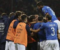 FIFA World Cup 2018: Italy draw Sweden in playoffs, Republic of Ireland take on Denmark