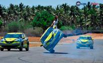 Anindith, Vishnu And Ashish Grab Pole In Round 3 Of JK NRC