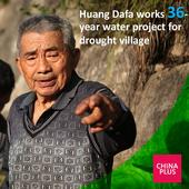 Chinese Man Spends 36 Years Chiseling at Three Mountains to Bring Water to His Village