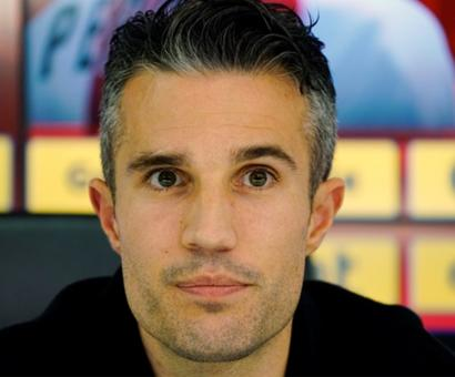 Van Persie comes full circle with return to boyhood club