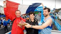 NEW TWIST IN GREAT SOUTH RUN ENGLAND V FRANCE CHALLENGE