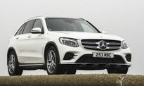 Mercedes extends luxury sales lead over BMW
