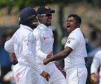 Rangana Herath to miss third Test against India