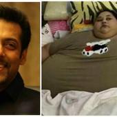 Arbaaz Khan CONFIRMS: Salman Khan will meet world's heaviest woman!