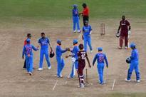 India crush West Indies by 105 runs