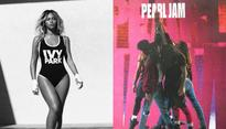 Pearl Jam & Queen Bey team up for a cover of Bob Marleys Redemption Song
