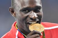 Athletics - Kenya's Rudisha appointed head of African athletes' body