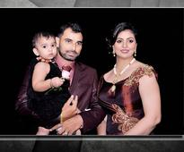 Mohd Shami trolled for wife's gown, gets support