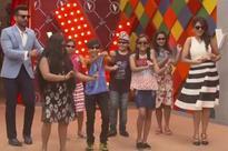 'Kala Chashma' fever grips Jay Bhanushali, Sugandha Mishra and Voice India Kids