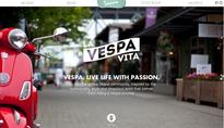 Vespa Pays Tribute to the 50-Year Heritage of the Vespa 50cc with the La Vespa Vita Digital Showcase