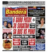 BANDERA LUZON APRIL 23, 2016