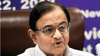 P Chidambaram to head Parliamentary panel on home affairs