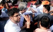 Mumbai: Aditya Thackeray rallying for students or BMC seat?