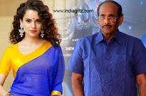 'Baahubali 2' creator quickly moves on to Kangana Ranaut