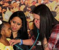 Mom Hears Son's Heartbeat in Girl Who Received Transplant