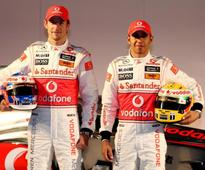 Lewis Hamilton's track record against team-mates