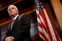 McCain seeks diplomatic, military and economic costs on Pakistan