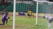I-League: East Bengal's title hopes suffer major blow as goalkeeper Rehenesh's blunders help Chennai win