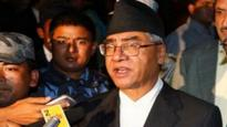 Newly-elected Nepal PM Sher Bahadur Deuba takes oath of office