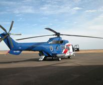 Airbus sees Super Puma future but no quick helicopter market rebound