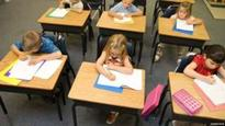 Primary tests in England 'too hard'