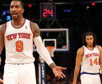 The Knicks are done and J.R. Smith blames himself